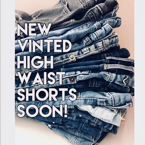 b21632b5 Levi's Shorts | High Waist | Poshmark